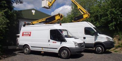 Access platform hire from MAPS Sussex