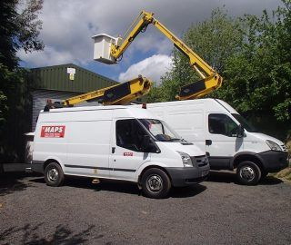 Access Platform Hire from MAPS, West Sussex