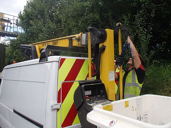 Cherry Picker Hire, Service and Maintenance