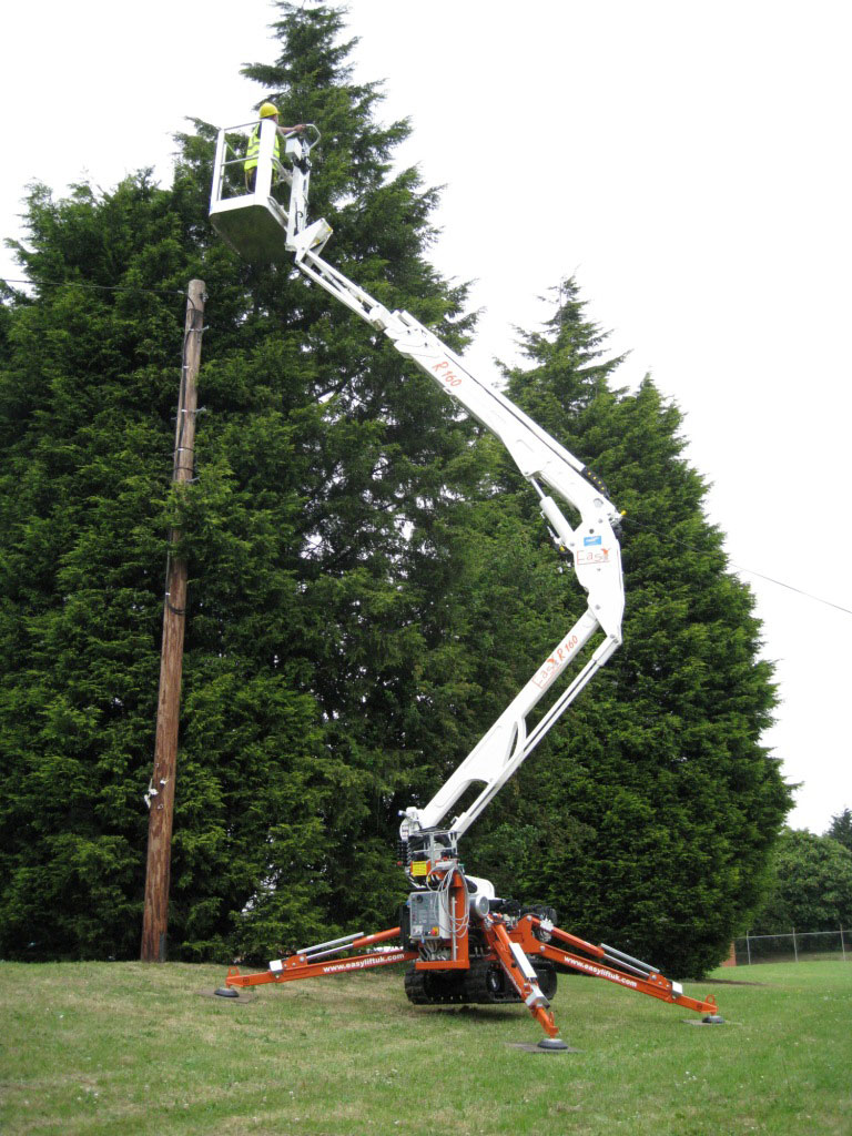 Easylift R160 for hire