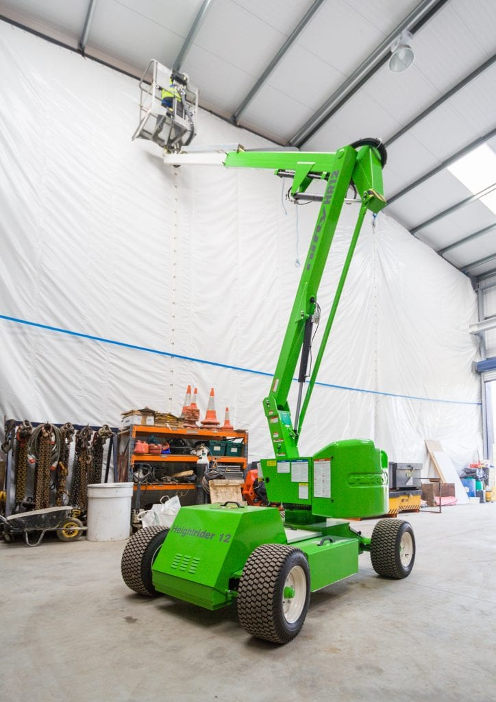 nifty lift HR12 for hire